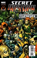 Secret Invasion Saga