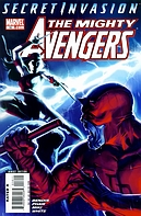 The Mighty Avengers #16